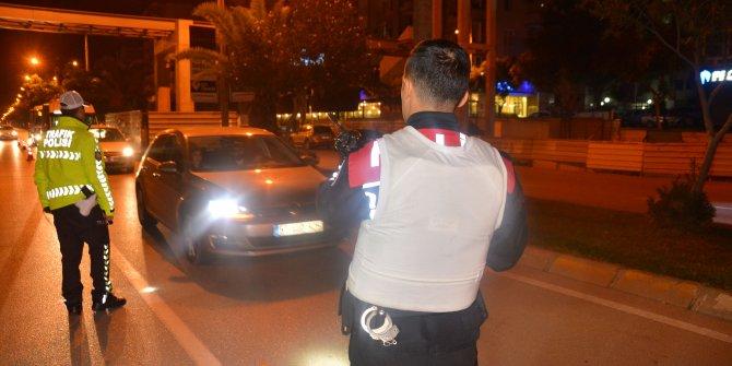 Adana'da 288 polis ile asayiş uygulaması