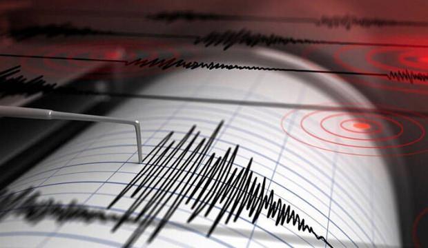 Türkiye-İran sınırında peş peşe depremler