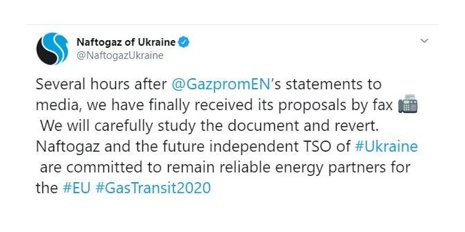 Rusya'dan Ukrayna'ya doğal gaz teklifi