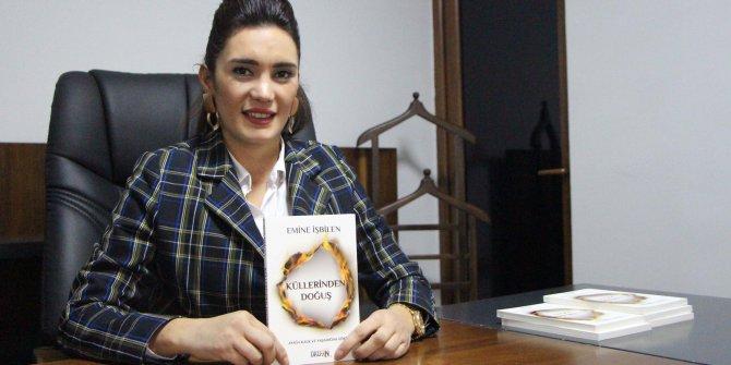 Üzerine 'kuma' getiren eşinden boşandı, kitap yazarak yaşadıklarını anlattı