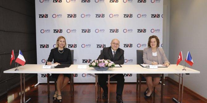 TSKB'ye cinsiyet eşitliği için AFD'den 85 milyon euro kredi
