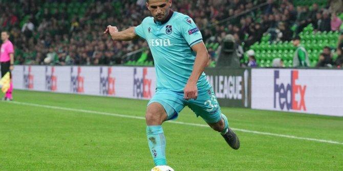 Trabzonspor'da Novak'ın yerine ümit milli Abdurrahim