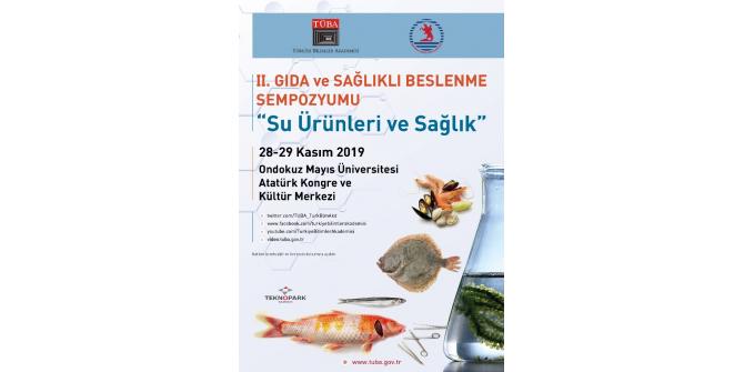 """""""2. Gıda ve Sağlıklı Beslenme Sempozyumu"""" Samsun'da"""