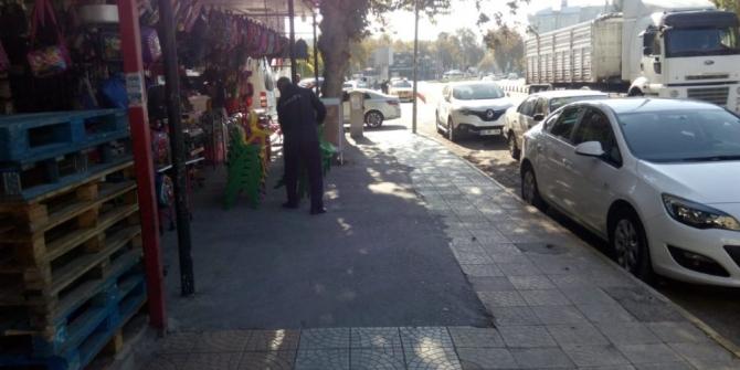 Adıyaman Belediyesi, kaldırım işgalleri konusunda kararlı