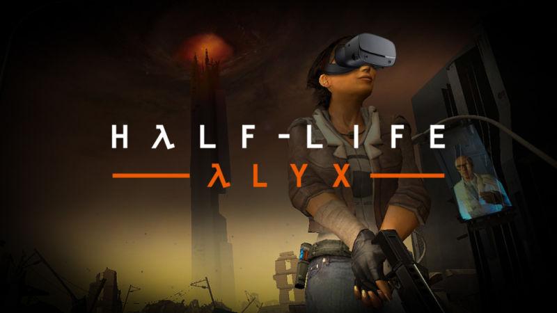 Half Life VR mod geliyor! Half Life: Alyx