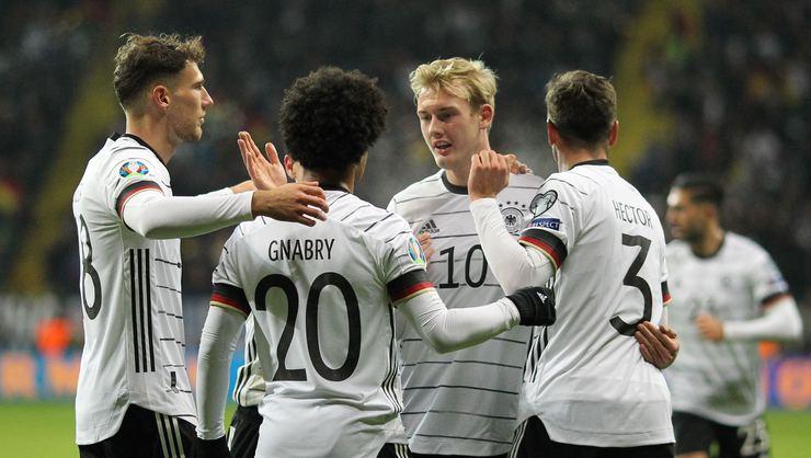 Almanya-Kuzey İrlanda maç sonucu: 6-1 Almanya-Kuzey İrlanda maç özeti