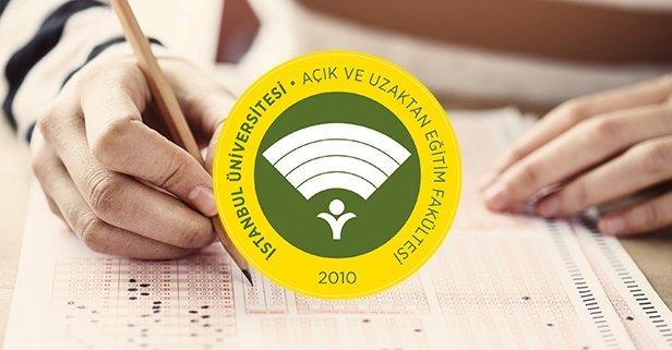 AUZEF sınav tarihleri ve saatleri ne zaman 2019- 2020? AUZEF sınav takvimi 2019-2020