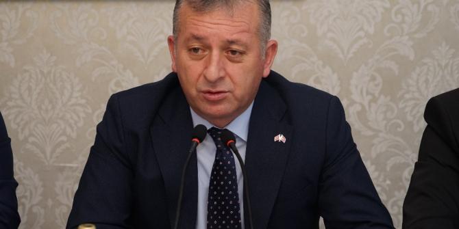 """Aydın, """"İşadamlarımız Kastamonuspor'a destek versinler"""""""