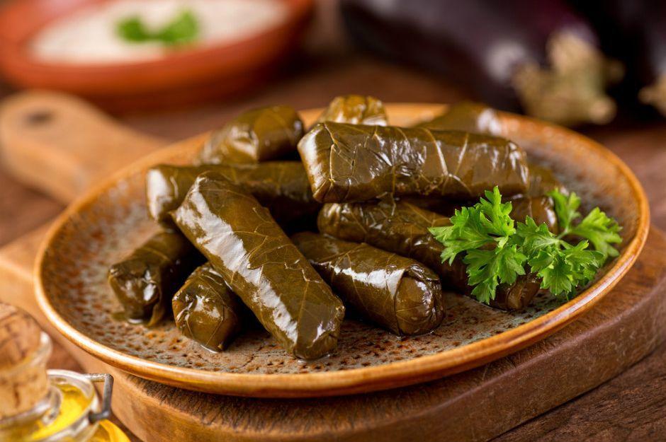 Gelinim Mutfakta 21 Kasım Zeytinyağlı Yaprak Sarma