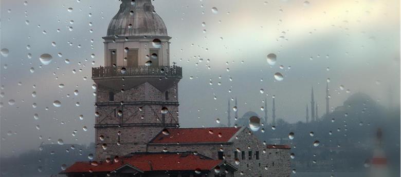İstanbul için yağış uyarısı!  Öğleden sonra ve akşam yağış var