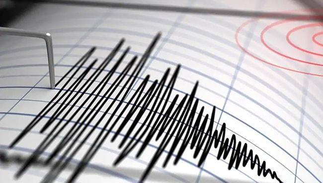 Hakkari'de deprem oldu