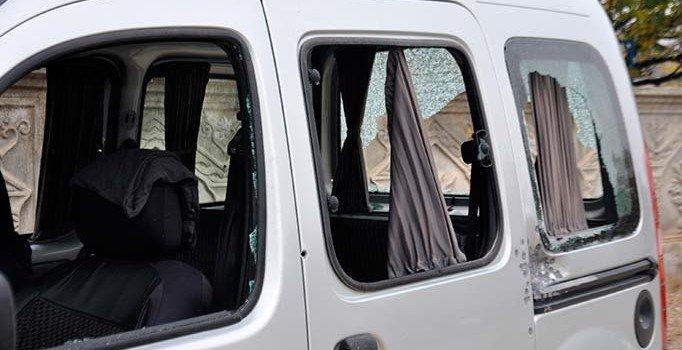 MHP'li belediye başkanının evi ve aracı kurşunlandı