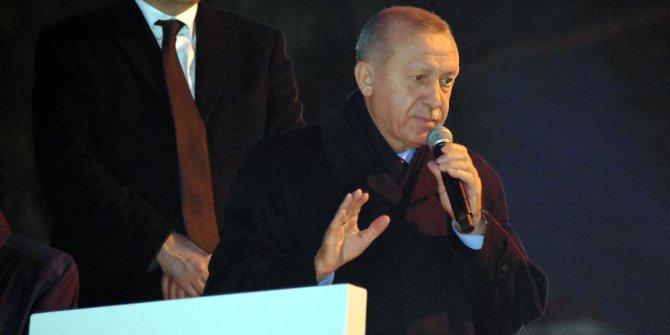 Cumhurbaşkanı Erdoğan: Cemaati olmayan cami yetim ve öksüzdür (4)