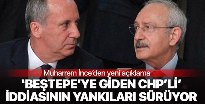 Muharrem İnce'den Kılıçdaroğlu'na: İsmi açıklamaktan başkaa çareniz yok...