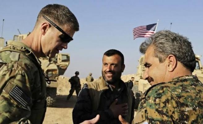 CENTCOM duyurdu! ABD, 500 askerini Suriye'de bırakıyor