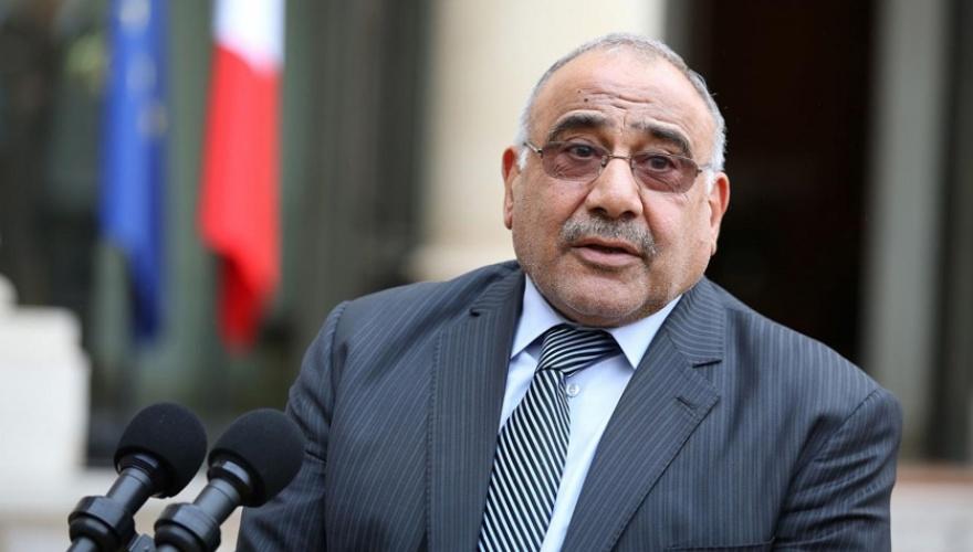 Irak Başbakanı Adil Abdulmedhi istifasını sunacağını açıkladı