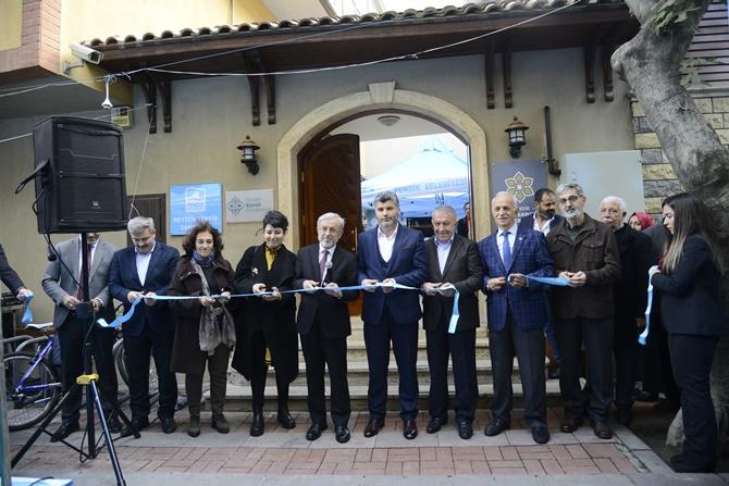 Pendik'te bir ilk daha... Türkiye'nin ilk Dijital Sanatlar Merkezi açıldı