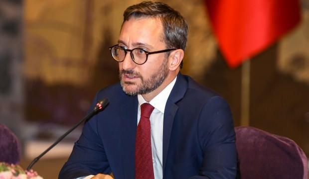 İletişim Başkanı Fahrettin Altun'dan 'NATO' mesajı