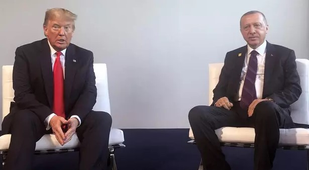 Trump: Türkiye oldukça iyi bir iş çıkarıyor