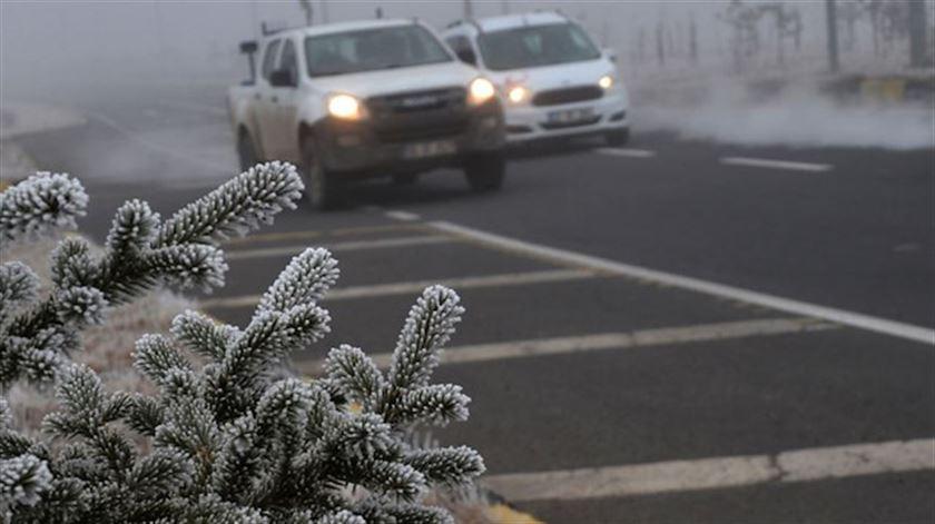 Meteoroloji'den son dakika hava durumu uyarısı: Buzlanma ve don...