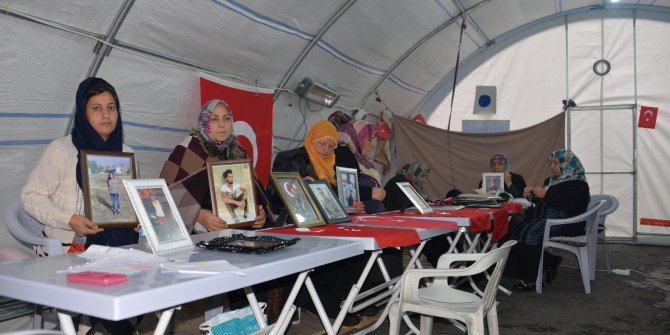 HDP önündeki eylemde 95'inci gün