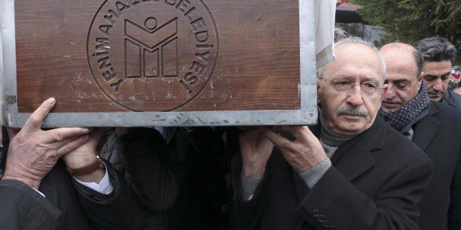 Kılıçdaroğlu'nun dayısı vefat etti (2)