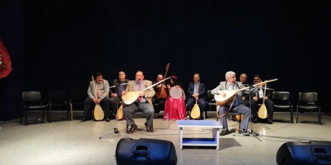 Ümraniye, Uluslararası Aşıklar Şöleni'ne ev sahipliği yaptı
