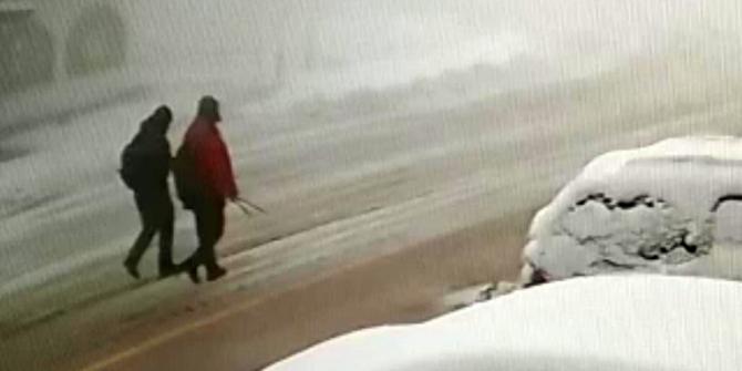 Uludağ'da kaybolan Efe Sarp'ın montu bulundu, içerisinden eldiven çıktı