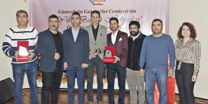 Diyarbakır'da Demirören medyaya 2 ödül
