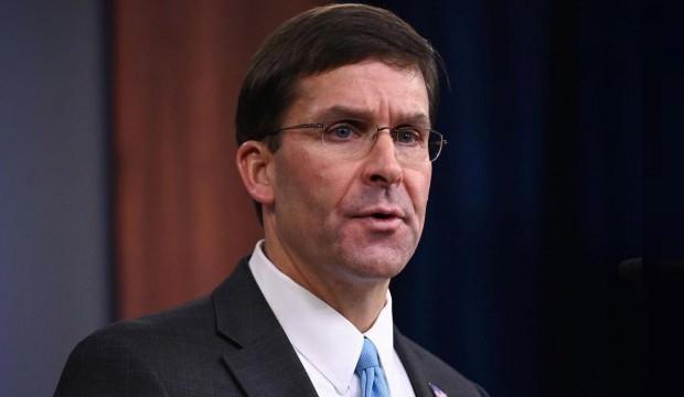 ABD Savunma Bakanı Mark Esper itiraf etti: Rusya'dan geri kaldık