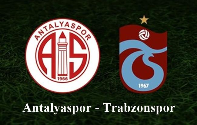 Trabzonspor  Antalya'da fırtına gibi esti