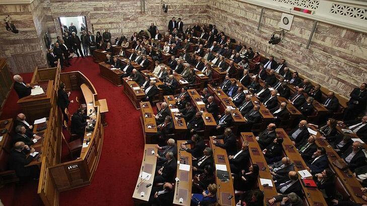 Yunanistan Parlamentosunda İslam'a hakaret: 'İslamiyet bir din değil'