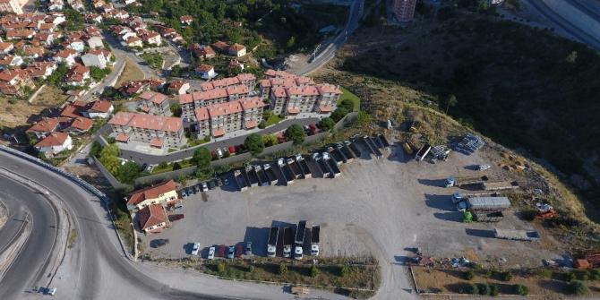 Dursunbey'de 3. etap TOKİ'nin mimarisi belli oldu