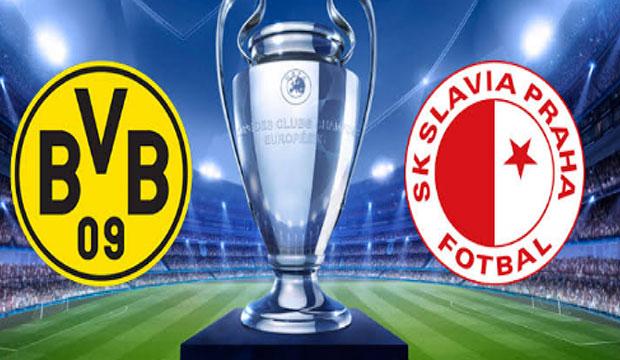 B.Dortmund - Slavia Prag maçı ne zaman, saat kaçta, hangi kanalda?