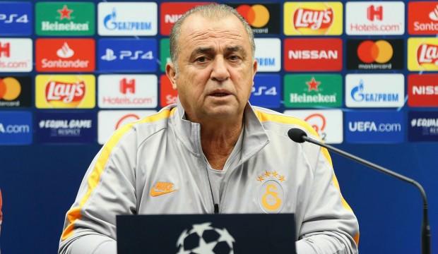 Galatasaray Teknik Direktörü Fatih Terim: Böylesini hayatımda yaşamadım