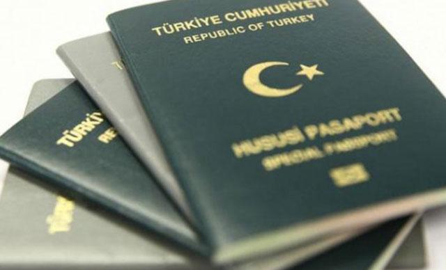 Bakanlıktan yeşil ve gri pasaport açıklaması