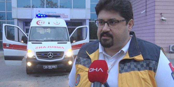 'Fermuar' açılmıyor, ambulanslar yolda kalıyor