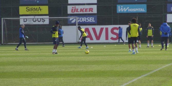 Fenerbahçe'nin Sivasspor hazırlıklarını Başkan Ali Koç da takip etti