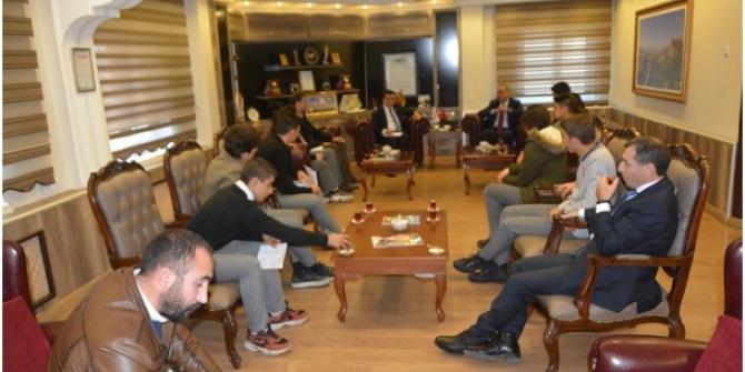 Başkan Demir'den ağaçlandırma ve geri dönüşüm farkındalığı