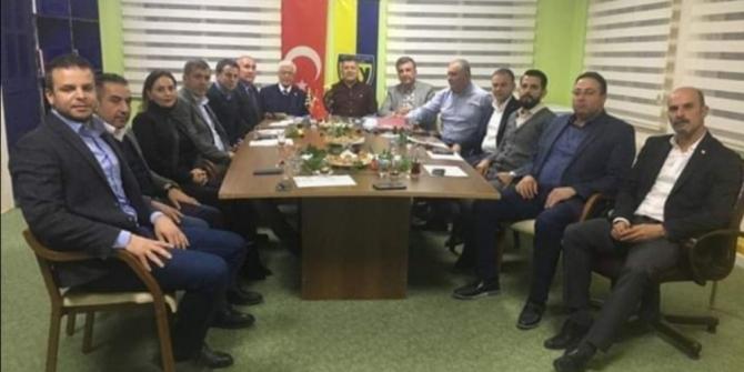 Tarsus İdman Yurdu'nda yeni yönetim görev bölümü yaptı