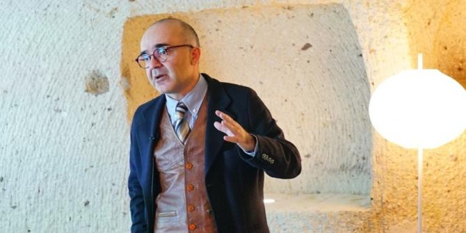 Siyaset Bilimcisi Barış Doster, Kapadokya Üniversitesinde seminer verdi
