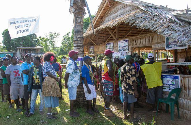 Bougainville dünyadaki 'En yeni' ülke olma yolunda