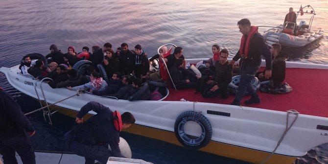 4 ilde göçmen kaçakçılarına operasyon: 6 gözaltı