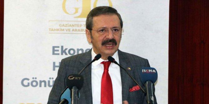 Hisarcıklıoğlu: Arabuluculuk sistemi ile davaların yüzde 70'i anlaşmayla sonuçlanıyor