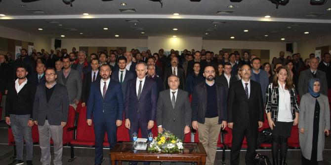 Kula'da 'MANEP 2023 Projeleri' tanıtım toplantısı yapıldı
