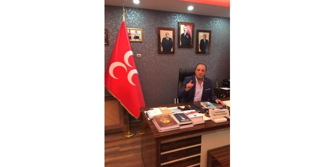 MHP İl Başkanı Karataş'tan CHP İl Başkanı Oğuz'a tepki