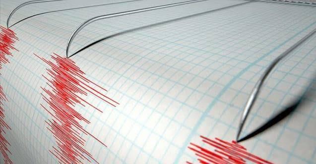 Balıkesir'de bir deprem daha!