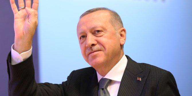 Cumhurbaşkanı Erdoğan: Nobel terör örgütlerinin yanında yer alan bir örgüttür