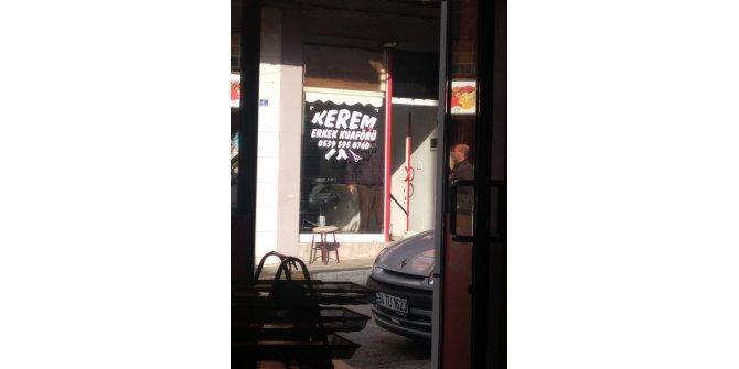 Berber dükkanını tüfekle basıp, benzinle yakacağını söyledi