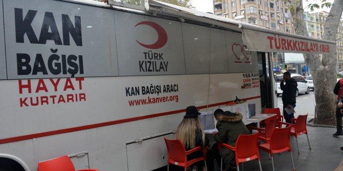 Kızılay'dan 'kan bağışı' mesajı (2)- Yeniden